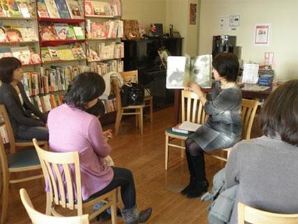 子育て絵本講座2012年
